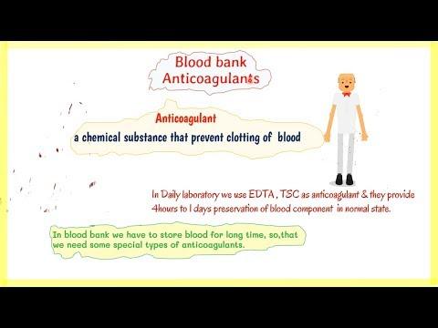 anticoagulant used in