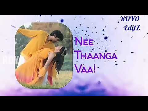 Iravaga Nee song super lines lyrics