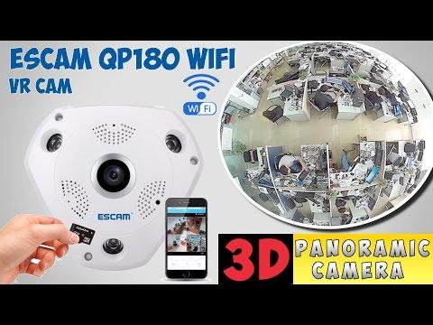 Беспроводная Wi-Fi миникамера Ai-Ball -  - YouTube