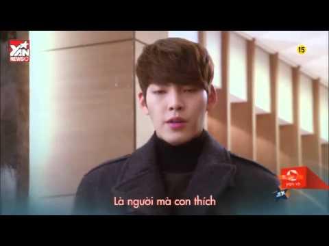 The Heirs tập 17  Young Do nghẹn ngào ôm chầm lấy Eun Sang