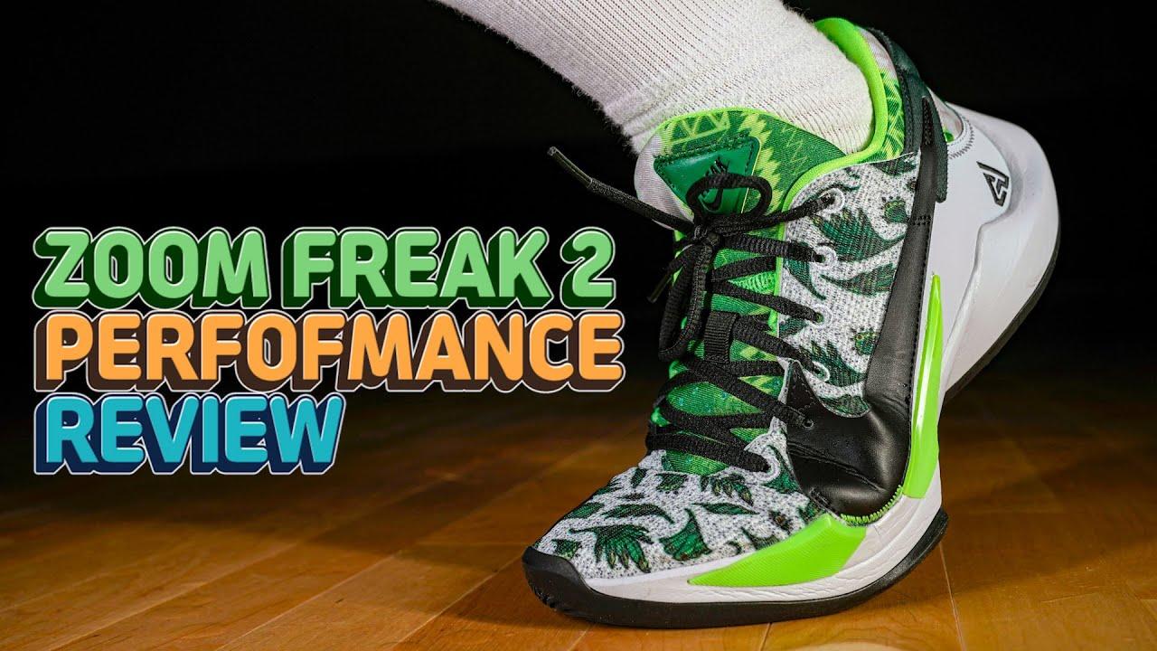 (ENG) NBA에서 유로스탭하라고 만들어준 줌프릭2 리뷰 (ZOOM Freak 2 REVIEW)