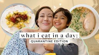What I Eat in a Day: Quarantine Edition | Susan Yara