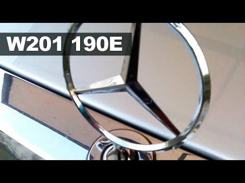 Mercedes-Benz W201 190E 2.0: Under the Hood.