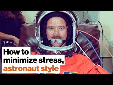 How to minimize stress, astronaut style | Chris Hadfield