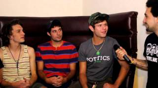 Prime Trees Interview @ High Dive Gainesville - Irie Vibrationz
