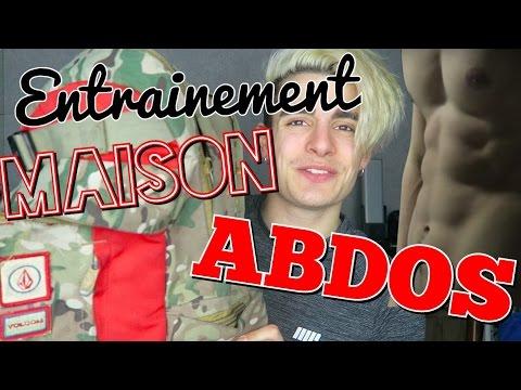 Entraînement Maison - ABDOS - 동영상