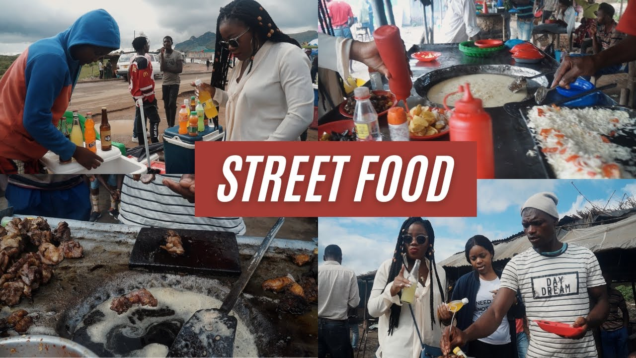 "Download TRYING MALAWIAN STREET FOOD ""CHIWAYA""| life in malawi."