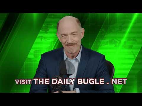 TheDailyBugle.net EXCLUSIVE! Spider-Man is a Menace!