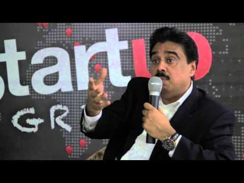 Mr. Salim Ghauri (NetSol Technologies) at Startup Grind Karachi