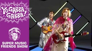 Of Montreal - Bananas, Rice, Applesauce, Toast - Yo Gabba Gabba!