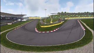 F1 2017 Career Mode Part 55 Malaysian GP