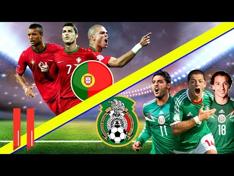 Portugal Vs Mexico All Highlights and Goals Confederations Cup PREVIEW - Football Game ● HD