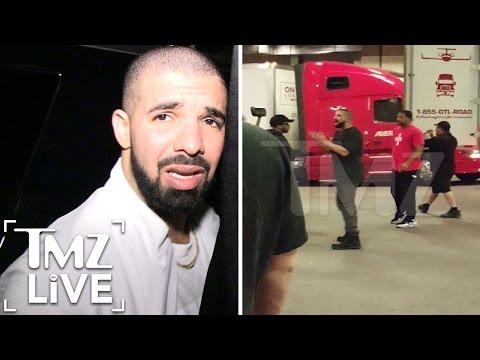 Drake Freaks Out After Multi-Million Dollar Jewelry Heist | TMZ Live