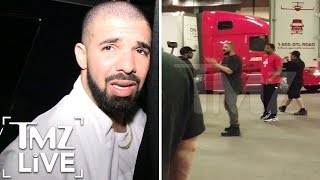 Drake Freaks Out After Multi-Million Dollar Jewelry Heist | TMZ Live