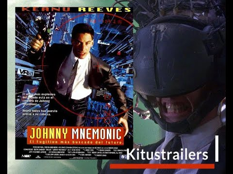 Johnny Mnemonic Trailer (Castellano)