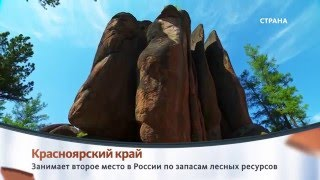 Красноярский край | Регионы | Телеканал