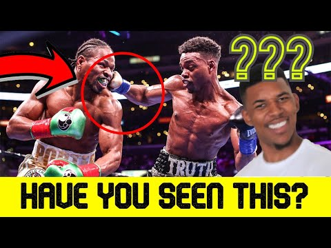 Errol Spence Jr Vs Shawn Porter 2019 THROWBACK