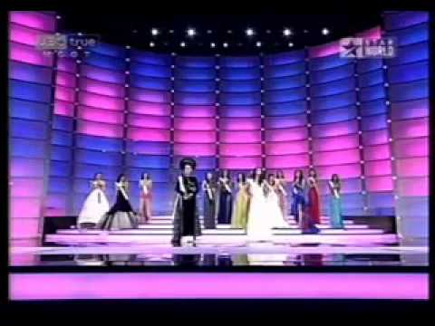 Miss World 2006 - Asia Pacific Zone Semifinalists - YouTube.MP4