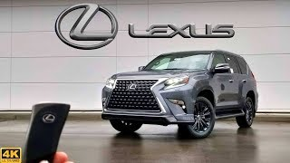 2020 Lexus GX 460 // NEW Face for a RELIABLE Old-School Luxury SUV!