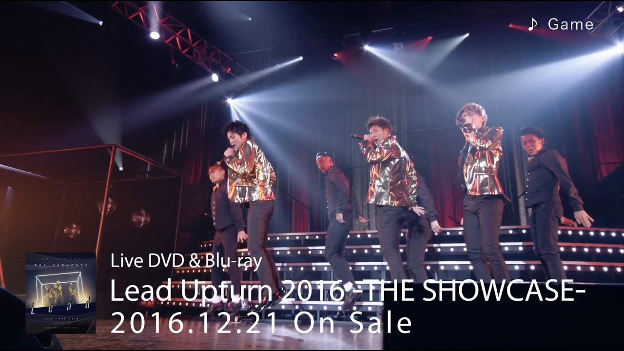 DVD/Blu-ray「Lead Upturn 2016 ...