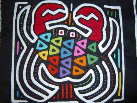 Mola Art from Panama