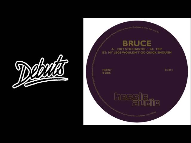 Bruce 'My Legs Wouldn't Go Quick Enough' Boiler Room Debuts
