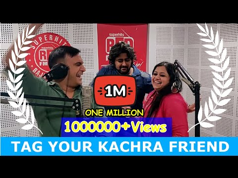 Kachra Friend  Red Murga  Rj Praveen Red Fm