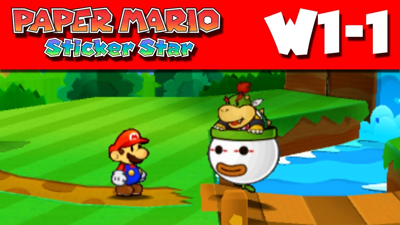 paper mario sticker star 3-12 help All paper mario forums  i can not find it help please  there must be some  kind of glitch, i go o whitecap beach (3-12) and the body.