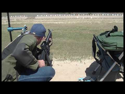 [HD] California Grizzly Junior Shooter - 200 yard Rapid Sitting, NRA High Power