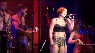 The Skivvies and Jenny Lee Stern - Cheating Medley