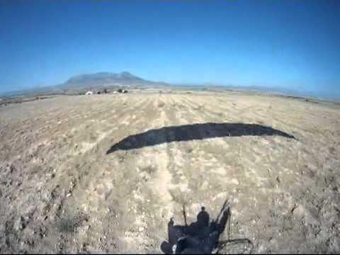 PXP Paramotor - One Vision - Raul Rodriguez