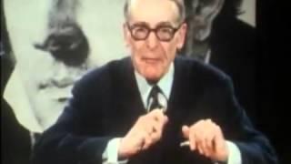 François-René de Chateaubriand (partie 1) - Conférence vidéo Henri Guillemin