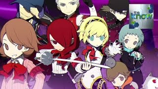 Persona Q: Shadow of the Labyrinth will be out next week! Here's what you need to know if you're thinking about picking it up. Written By: Peyton McLeod ...