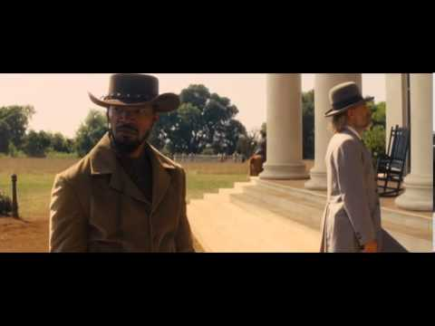 Django Unchained: The hot box