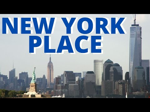 City break to New York USA 2017 holiday vacation travel tour video