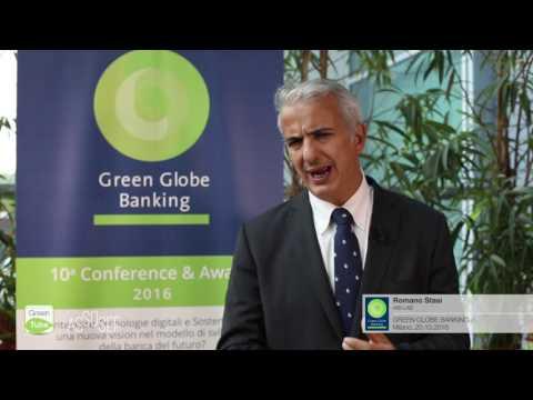 Intervista a Romano Stasi | X Edizione Green Globe Banking Conference & Award