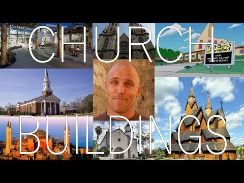Why are Church Buildings Different?