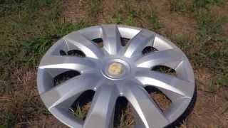 4 Minute Wheel Cover Repair For Your Car Youtube