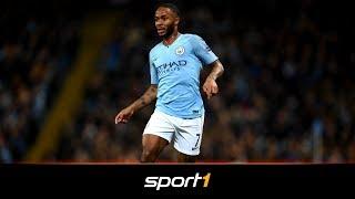 Manchester City zahlt Sterling Rekordgehalt | SPORT1 - TRANSFERMARKT