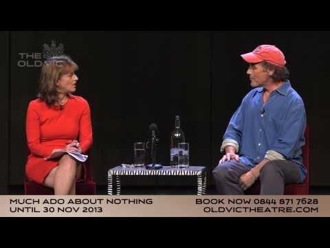 Technique and performance // Old Vic Theatre, IN CONVERSATION with Mark Rylance