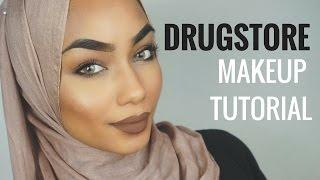 Drugstore makeup tutorial | Sabina Hannan