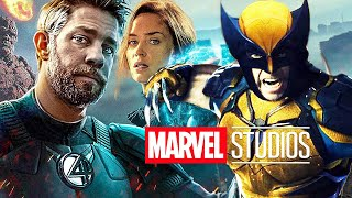Avengers Fantastic Four Teaser News and X-Men Marvel Phase 4 Breakdown
