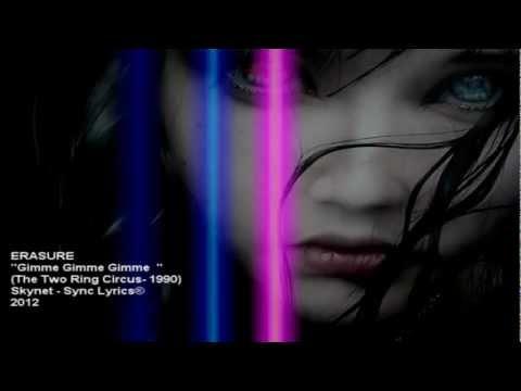 "Erasure ""Gimme Gimme Gimme"" - #VisualMusicAnimation"