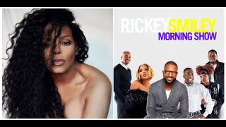 """Everything Janet Jackson Said On """"The Rickey Smiley Morning Show"""""""