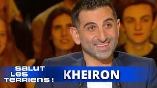 Kheiron « J'aurais aimé que Mennel fasse taire certaines personnes » - Salut les Terriens streaming