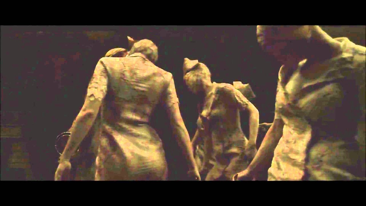 The Silent Hill Nurses Youtube