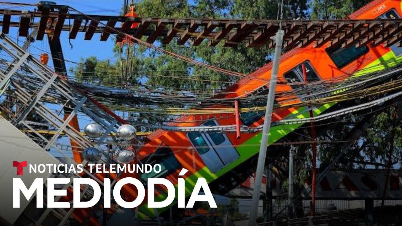 Download Fiscalía de CDMX acusa a 10 personas por colapso del metro   Noticias Telemundo