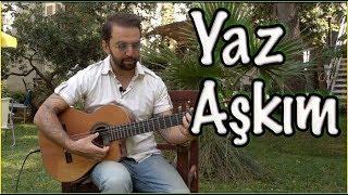 Ege YAZ AŞKIM Nasıl Çalınır - Akorlar ve Gitar Dersi