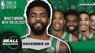 The Boston Celtics Have A Serious Problem