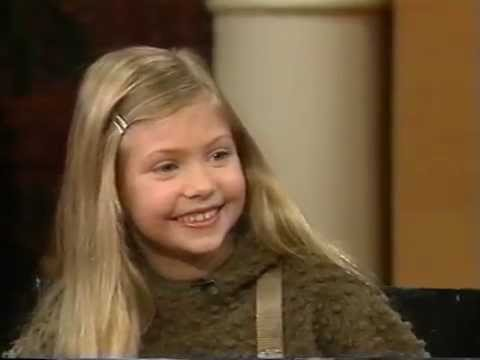 Taylor Momsen Interview 2000 Age 7 Youtube